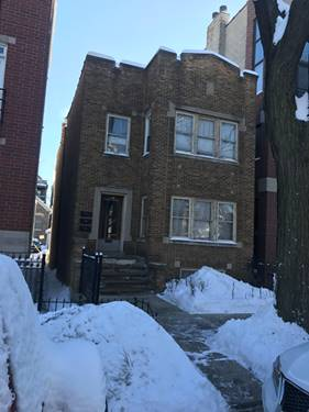 2331 N Leavitt, Chicago, IL 60647 Bucktown