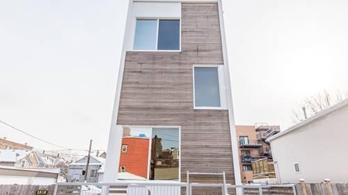 1517 W Pearson Unit 1, Chicago, IL 60622 Noble Square