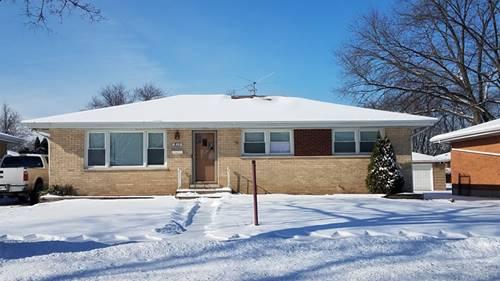 812 N Lincoln, Addison, IL 60101
