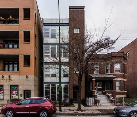 2716 N Ashland Unit 3, Chicago, IL 60614 West Lincoln Park