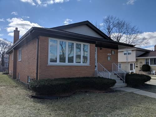4609 W 106th, Oak Lawn, IL 60453