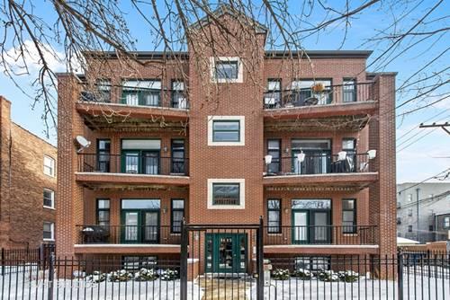 1615 N Claremont Unit 1N, Chicago, IL 60647 Bucktown