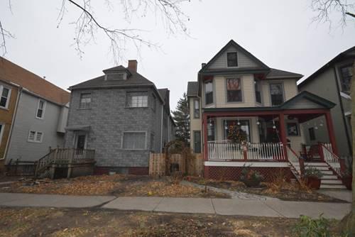 1829 W Berenice, Chicago, IL 60640 North Center