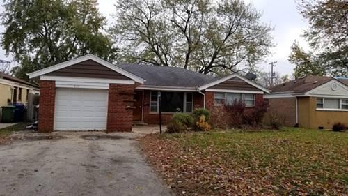 4101 Dean, Oak Lawn, IL 60453