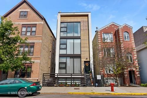 1530 W Chestnut Unit 3, Chicago, IL 60642 Noble Square