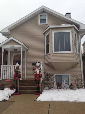 3729 N Oleander, Chicago, IL 60634