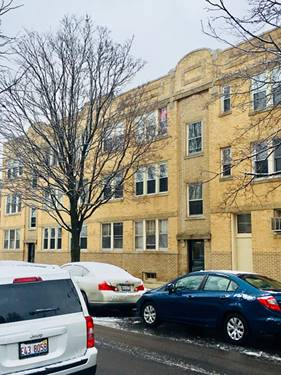 5135 W Windsor Unit 1W, Chicago, IL 60630