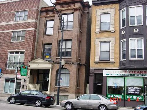 2619 N Halsted Unit 3, Chicago, IL 60614 Lincoln Park