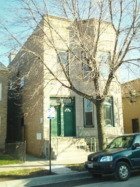 3045 S Parnell, Chicago, IL 60616
