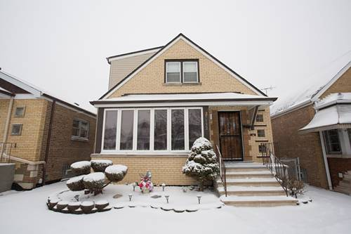 5132 S Leclaire, Chicago, IL 60638