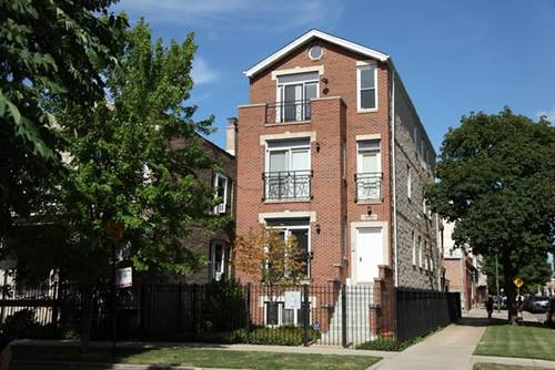 1401 N Artesian Unit 3, Chicago, IL 60622