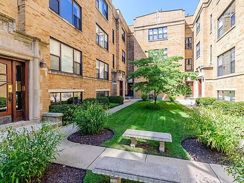 5926 N Paulina Unit 2, Chicago, IL 60660 Edgewater