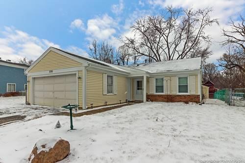 595 Middleton, Roselle, IL 60172