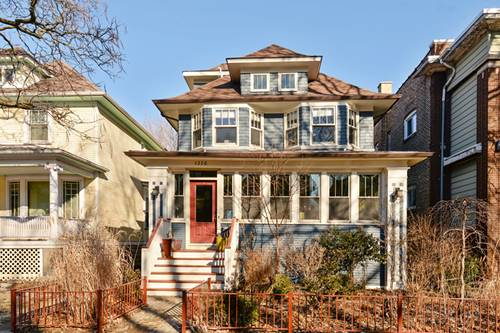 1320 W Rosedale, Chicago, IL 60660 Edgewater