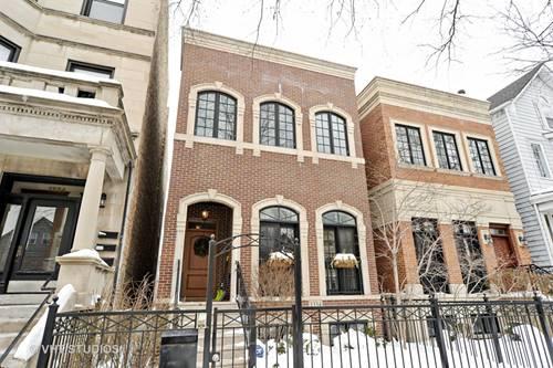 1334 W Wellington, Chicago, IL 60657 Lakeview