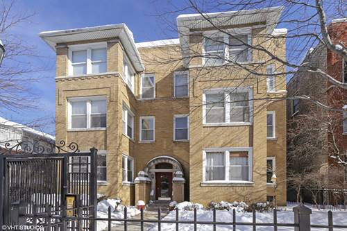 4421 N Malden Unit 1N, Chicago, IL 60640 Uptown