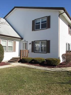7757 W Garland Unit 7757, Frankfort, IL 60423