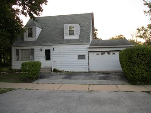 3548 W 163rd, Markham, IL 60428
