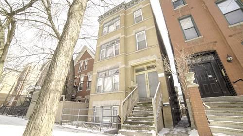 1651 N Claremont Unit 1, Chicago, IL 60647 Bucktown