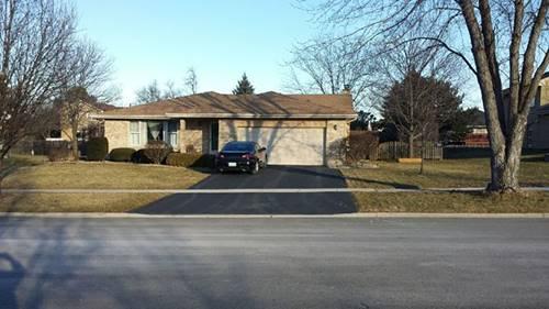 20419 S Cobble Stone, Frankfort, IL 60423