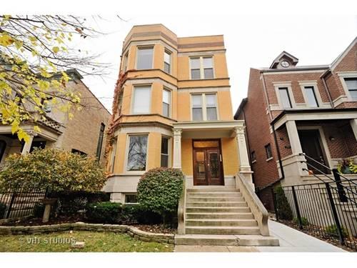 3444 N Janssen Unit 1, Chicago, IL 60657 Lakeview