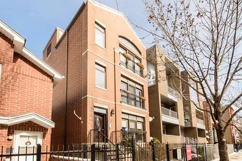 1538 W Walton Unit 2, Chicago, IL 60642 Noble Square