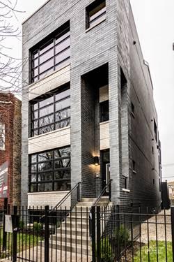 2855 W Lyndale Unit 1, Chicago, IL 60647 Logan Square