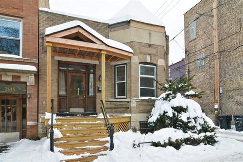 2147 W Thomas Unit 1, Chicago, IL 60622 Ukranian Village