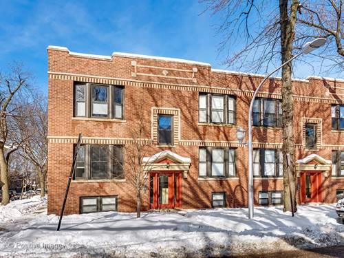 2922 W Berteau Unit 2, Chicago, IL 60618