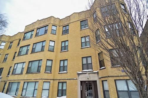 4819 N Fairfield Unit 2, Chicago, IL 60625 Lincoln Square