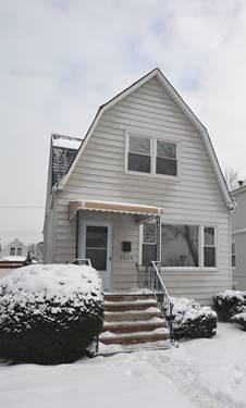 3625 N Sawyer, Chicago, IL 60618