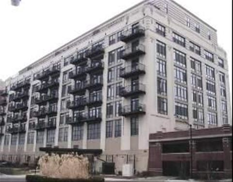 1525 S Sangamon Unit 502, Chicago, IL 60608
