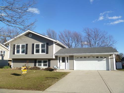309 Plymouth, Bloomingdale, IL 60108