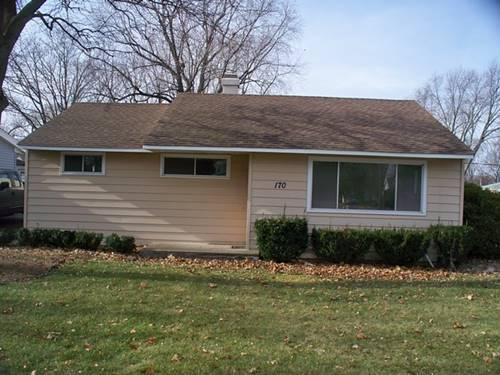 170 N Prairie, Mundelein, IL 60060