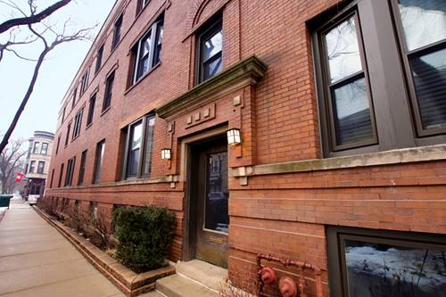 948 W Oakdale Unit 3, Chicago, IL 60657 Lakeview