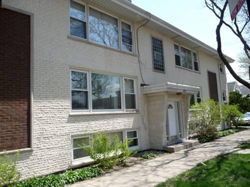 6025 W Montrose Unit 2, Chicago, IL 60634