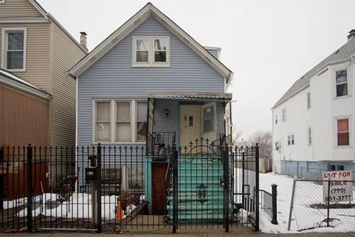1734 N St Louis, Chicago, IL 60647