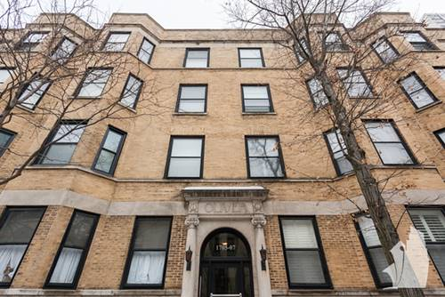 1707 N Crilly Unit G, Chicago, IL 60614 Lincoln Park