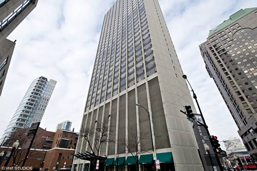 2 E Oak Unit 3309, Chicago, IL 60611 Gold Coast