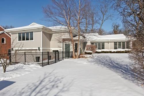 1000 Elm Ridge, Glencoe, IL 60022