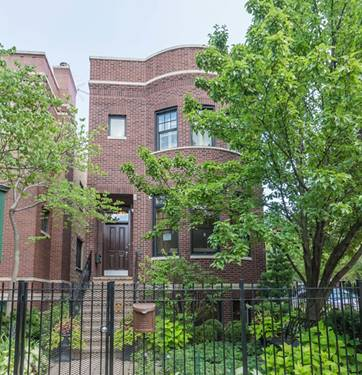 2723 N Hermitage, Chicago, IL 60614 West Lincoln Park