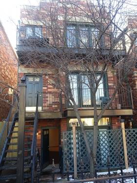 2454 W Polk Unit 1, Chicago, IL 60612