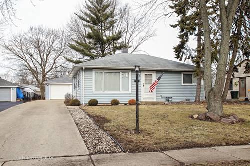 2411 Bluebird, Rolling Meadows, IL 60008