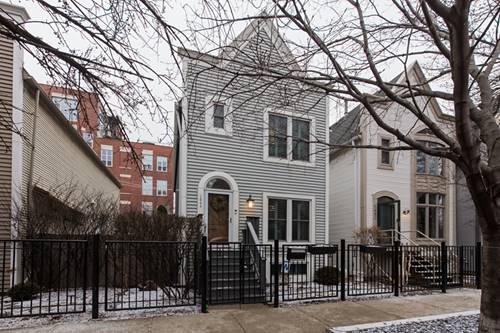 1644 W Wabansia, Chicago, IL 60622 Bucktown