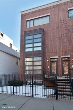 2233 W Lyndale Unit A, Chicago, IL 60647 Bucktown
