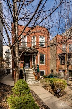 3117B N Orchard Unit GDN, Chicago, IL 60657 Lakeview
