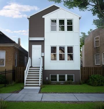 2037 N Kenneth, Chicago, IL 60639