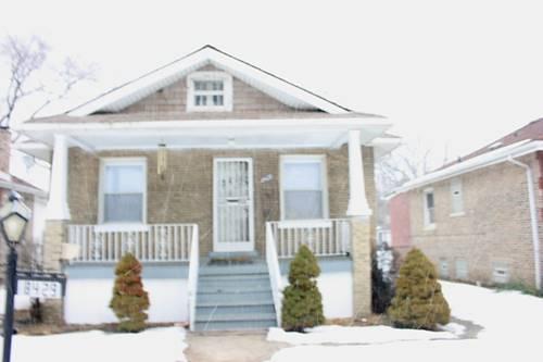 8429 S Vernon, Chicago, IL 60619