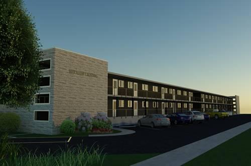 1327 College Unit 18, Wheaton, IL 60187
