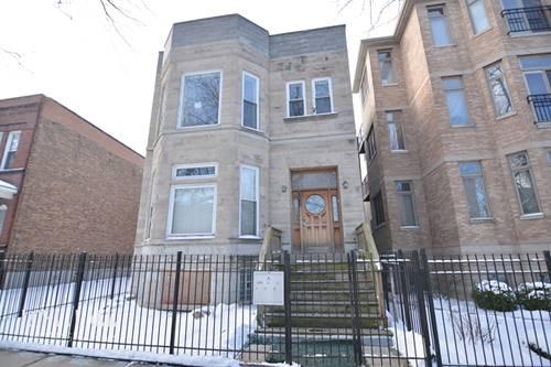 4340 S St Lawrence Unit 2, Chicago, IL 60653